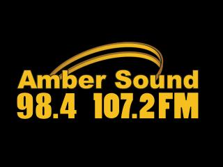 Amber Sound 107.2FM Derbyshire  320x240 Logo