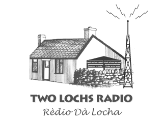Two Lochs Radio - Reìdio Dà Locha - 2LR 320x240 Logo