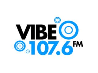 Vibe 107.6 - Radio Made in Watford 320x240 Logo