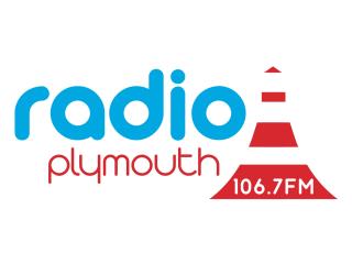 Radio Plymouth 106.7FM 320x240 Logo