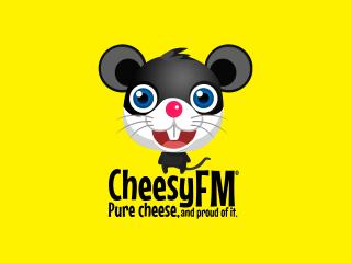 Cheesy FM 320x240 Logo