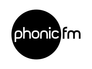 Phonic FM 320x240 Logo