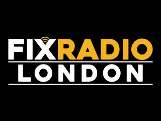 Fix Radio - The Builders' Station 320x240 Logo