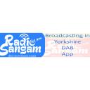 Radio Sangam The UKs most followed Asian Music Station 128x128 Logo