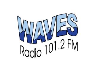 Waves Radio 320x240 Logo