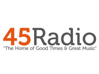 45 Radio 320x240 Logo