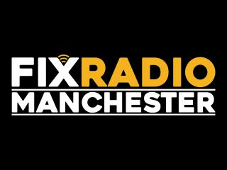 Fix Radio Manchester 320x240 Logo