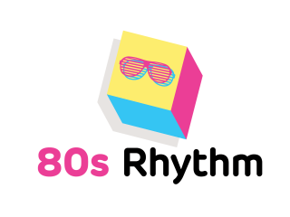80s Rhythm 320x240 Logo
