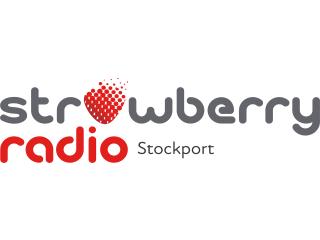 Strawberry Radio 320x240 Logo
