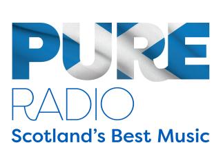 Pure Radio Scotland 320x240 Logo