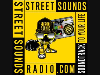 Street Sounds Radio 320x240 Logo