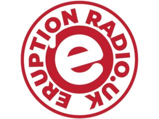 Eruption Radio 320x240 Logo
