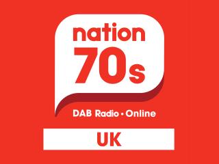 Nation Radio 70s  320x240 Logo
