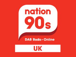 Nation Radio 90s  320x240 Logo