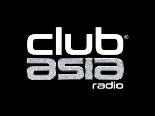 Club Asia Radio 320x240 Logo